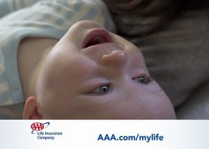 Screen shot from AAA insurance commercial by Envision Response