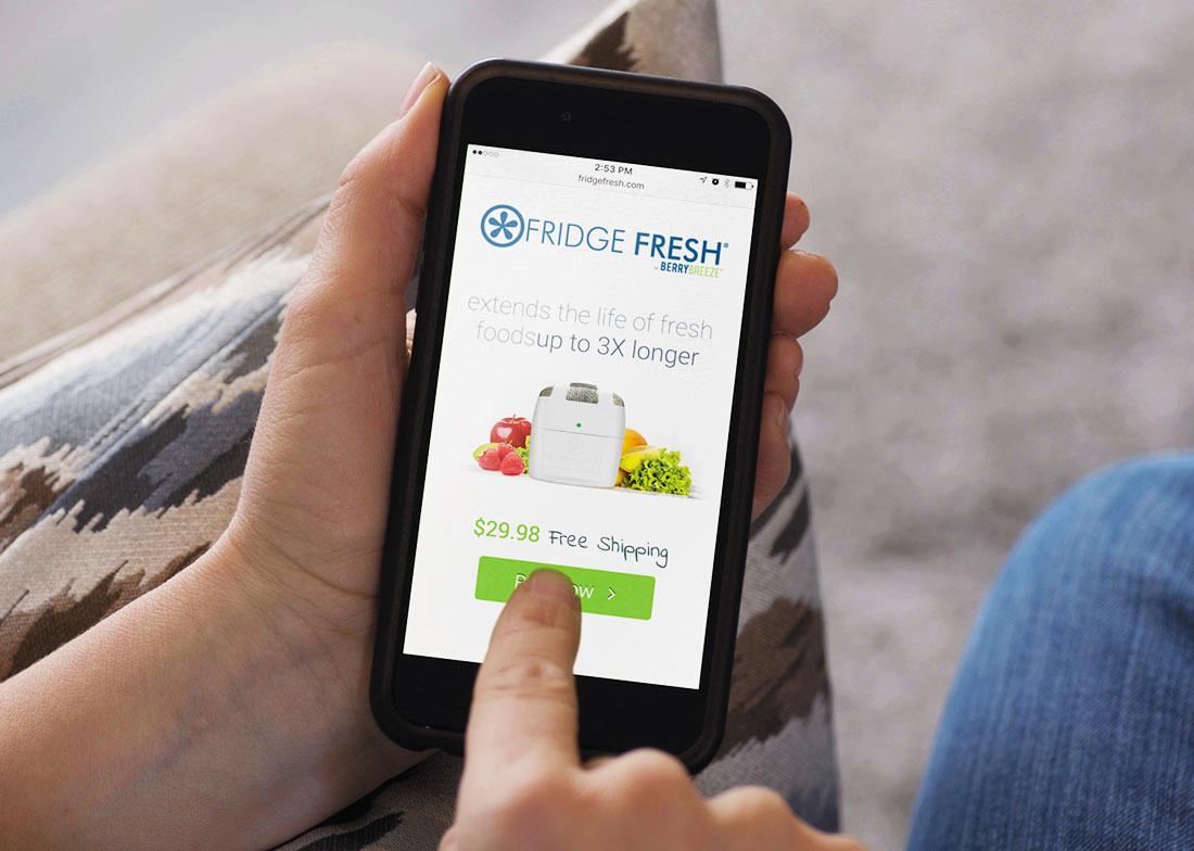 Envision Response | Fridge Fresh